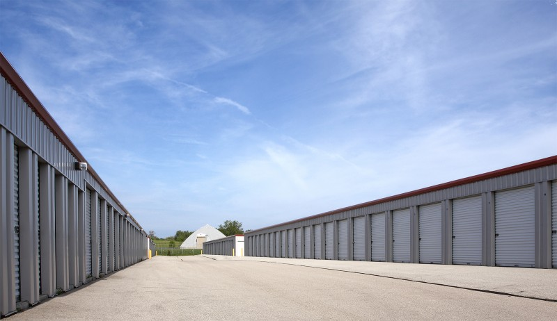 Commercial storage facility in Wyong