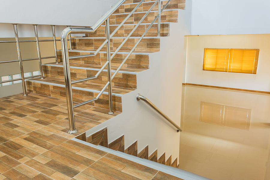 Staircase balustrade in Perth